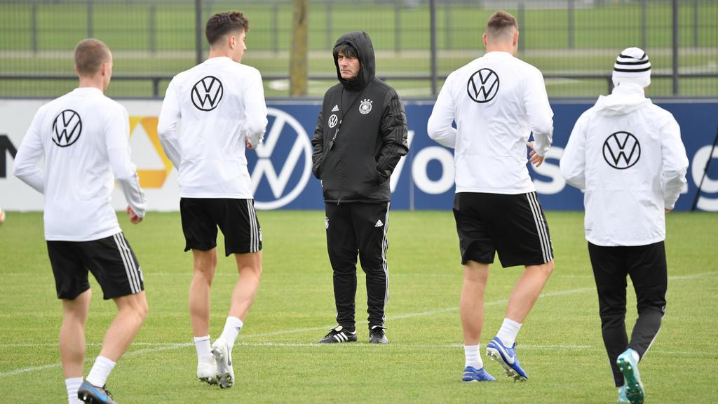 Wann geht es für Joachim Löw und das DFB-Team weiter?