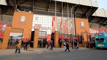 Gibt es ein Heimspielverbot für den FC Liverpool?