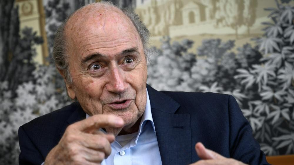 Sepp Blatter hält nicht viel von Gianni Infantino