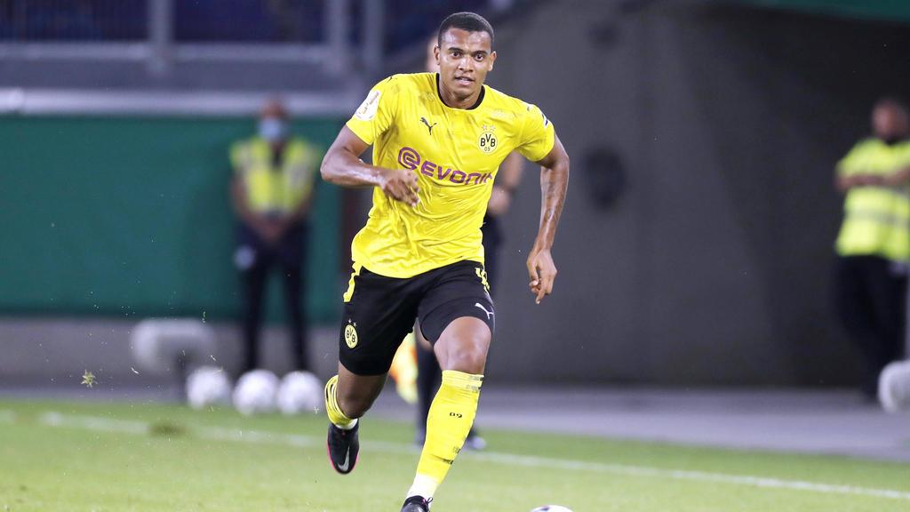 Manuel Akanji startet beim BVB in seine dritte Saison