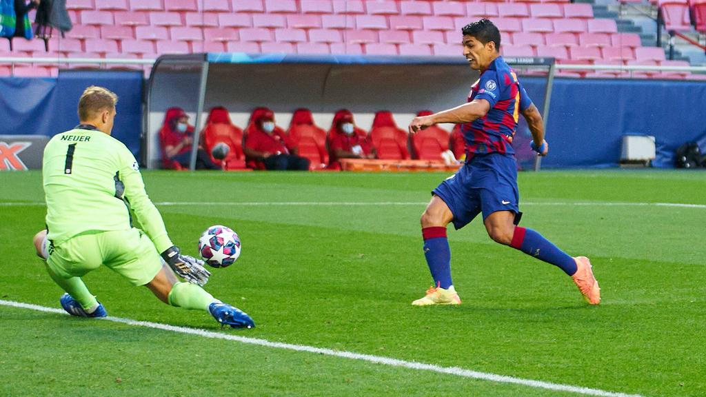 Luis Suárez verlässt den FC Barcelona