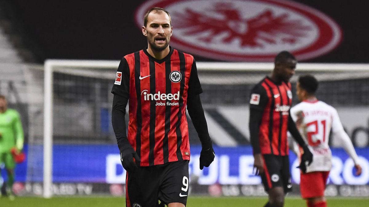 Bas Dost verlässt Eintracht Frankfurt