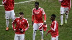 Danny da Costa (M.) trat sofort als Vorbereiter für Mainz 05 in Erscheinung