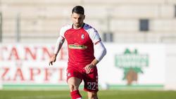 Hat eine mögliche Europapokal-Teilnahme des SC Freiburg noch nicht abgeschrieben: Vincenzo Grifo