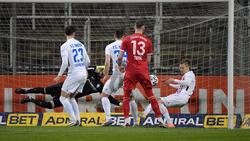 Hansa Rostock siegt in der 3. Liga bei Türkgücü München