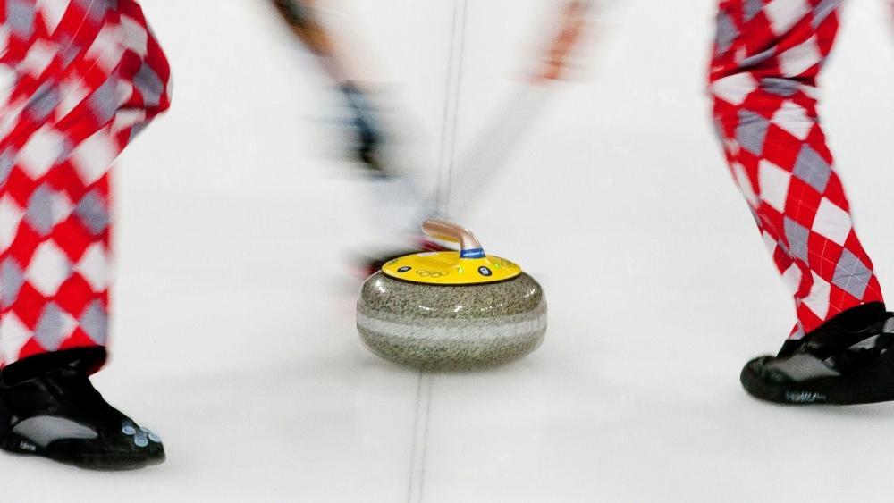 Bei der WM in Calgary haben die deutschen Curler gegen China gewonnen