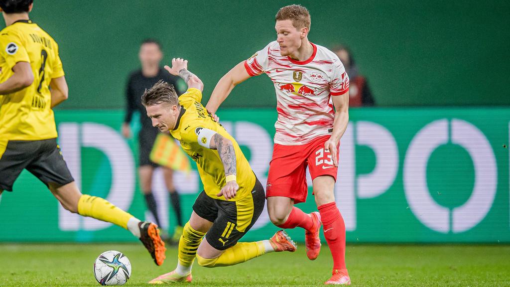 Bemüht sich der BVB doch noch um Marcel Halstenberg?