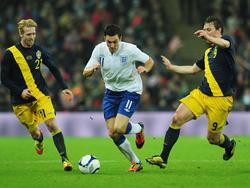 England - Schweden 1:0