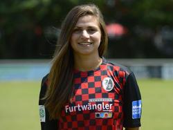 Anja-Maike Hegenauer verlängert ihren Vertrag in Freiburg
