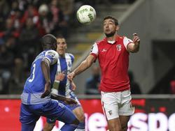 El Sporting de Braga se proclama campeón de liga. (Foto: ProShots)
