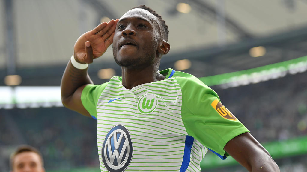 Josuha Guilavogui spielt auch in der nächsten Saison für den VfL Wolfsburg