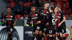 Joker Lucas Alario führt Bayer Leverkusen mit seinem Doppelpack zum Sieg