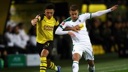 Thorgan Hazard (r.) wird vom BVB heiß umworben