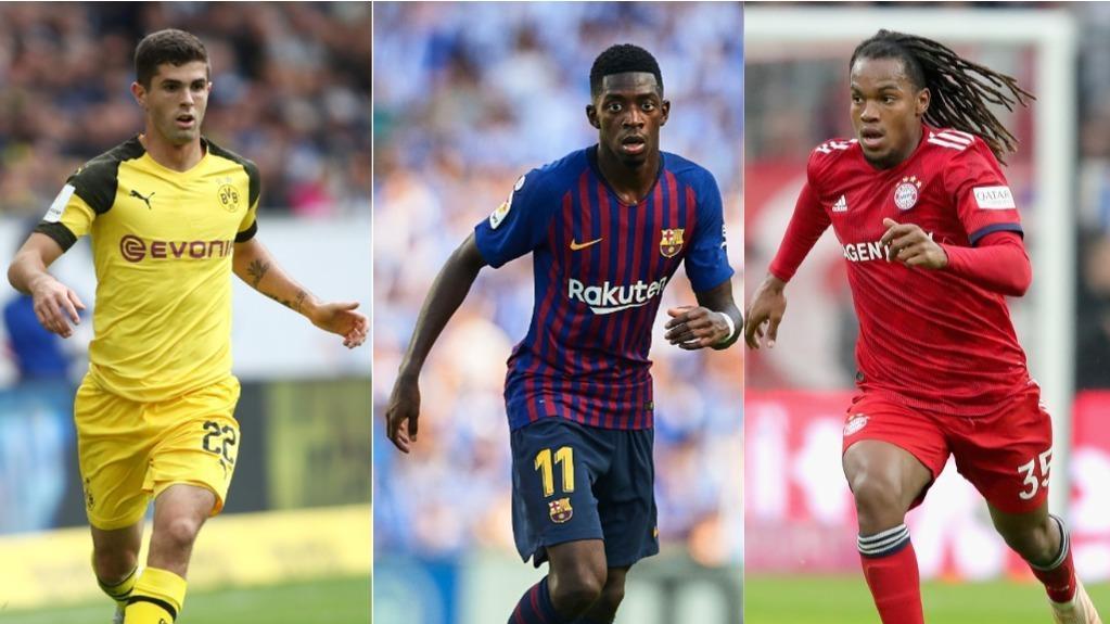 Mit BVB, FC Bayern und Schalke: Die teuersten U20-Spieler der Welt