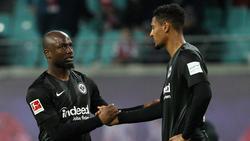 Eintracht Frankfurt braucht am Sonntag einen Sieg gegen Gladbach