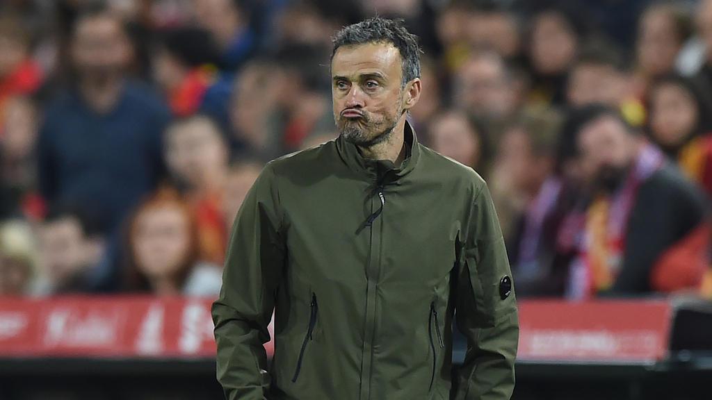 Luis Enrique hört als spanischer Nationaltrainer auf