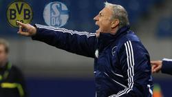 Eduard Geyer fand deutliche Worte für BVB und Schalke