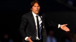 Antonio Conte wartet derzeit auf einen neuen Job