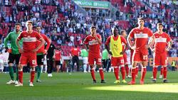 Der VfB Stuttgart stolpert Richtung Relegation