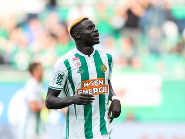 Aliou Badji steht vor einem Abgang vom SK Rapid Wien