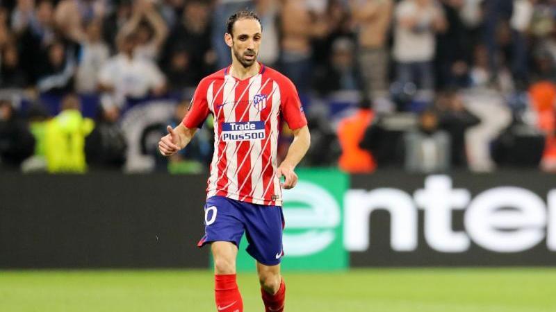 Juanfran kehrt Atlético Madrid den Rücken