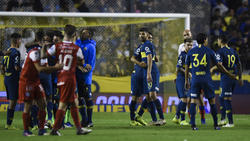 Boca clasificó a la primera final de la Copa de la Superliga. (Foto: Getty)