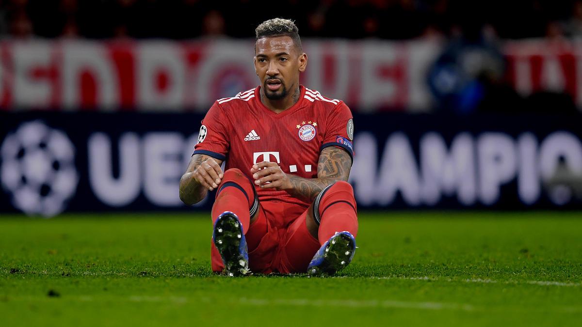 Hat Jérôme Boateng eine Zukunft beim FC Bayern?