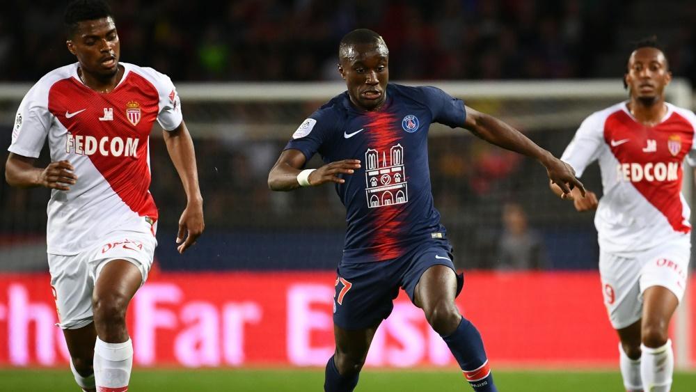 Moussa Diaby (M.) wechselt von Tuchel-Klub PSG zu Bayer Leverkusen