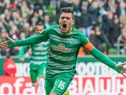 Zlatko Junuzovic Werder Bremen