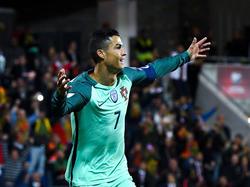 Cristiano Ronaldo soll Portugal zur WM schießen