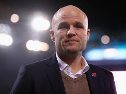 Rouven Schröder war mit der Leistung des Ersatzkeepers Robin Zentner zufrieden