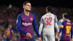 Coutinho no ha mostrado su mejor versión en Barcelona.