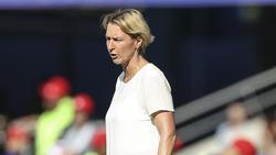 Weist die Kritik zurück: Martina Voss-Tecklenburg
