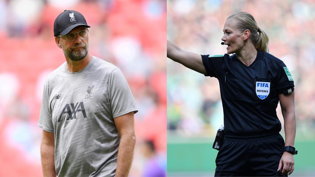 Bibiana Steinhaus und Jürgen Klopp sind nur zwei von elf Nominierten für den Fußballspruch des Jahres