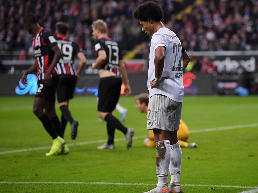 Jubel bei der Eintracht, Ratlosigkeit bei den Bayern