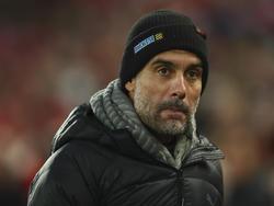 Für Guardiola wird es in der Liga langsam eng