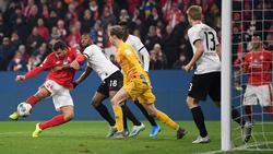 Eintracht Frankfurt verliert Derby beim FSV Mainz 05