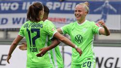 Gelungener Liga-Start für den VfL Wolfsburg