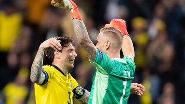 Suecia fue superior al conjunto de Luis Enrique.