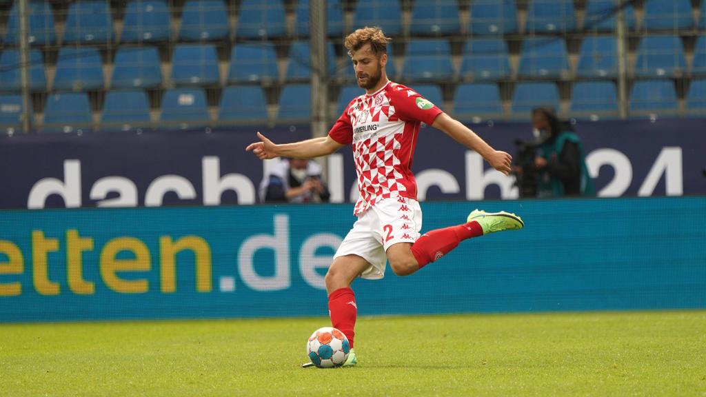 Alexander Hack vom FSV Mainz 05 wurde positiv auf Corona getestet