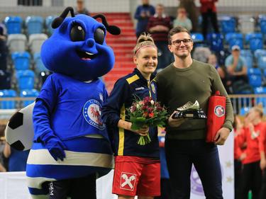 Wölfin Isabelle Meyer wurde Schützenkönigin