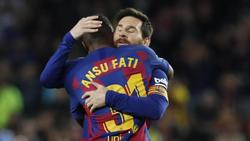 Ansu Fati brilliert beim FC Barcelona