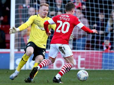 Barnsley holte gegen Sheffield immerhin einen Punkte