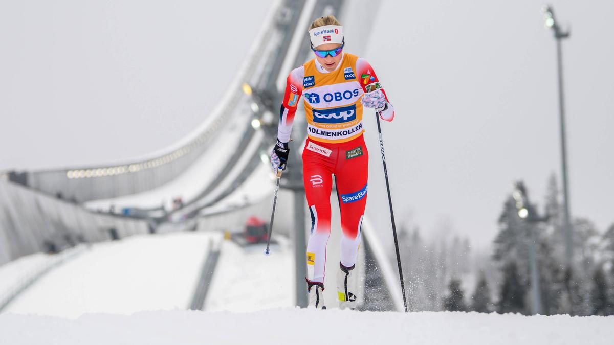 Therese Johaug gewinnt zum dritten Mal den Gesamtweltcup