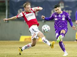 Attraktivieren Ried und Klagenfurt künftig die Bundesliga?