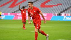 Bricht Robert Lewandowski vom FC Bayern einen Uralt-Rekord