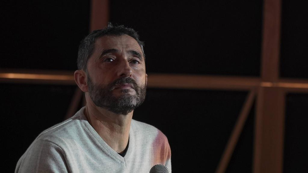 Valverde en una imagen reciente.