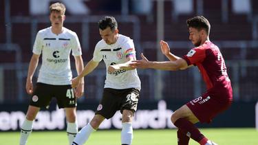 Der FC St. Pauli hat den Verbleib in der 2. Bundesliga perfekt gemacht