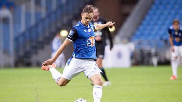 Robert Gumny soll beim FC Augsburg auf dem Zettel stehen