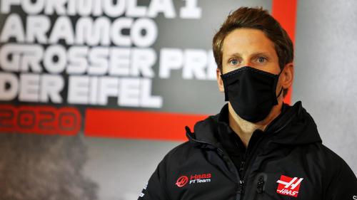 Romain Grosjean war von seinem Aus bei Haas nicht überrascht